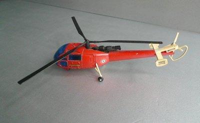 70年代法國製直升機模型