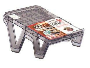 315 ~ 日系無印良品風格 P50045 P5-0045 大阪城鞋架(2入) 鞋類收納類 收納箱 塑膠盒