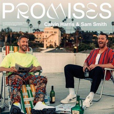 【黑膠唱片LP】誓言 (限量彩膠) Promises / 山姆史密斯 Sam Smith-19075895571