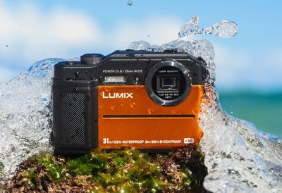 Panasonic 松下 LUMIX TS7 / FT7防水相機出租 潛水相機出租 防水旗艦31米TG5