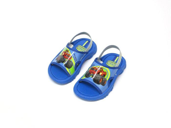 【16059】☆莎拉公主❤台灣製 中童/男童鞋拖鞋幼稚園小童鞋14-18 CM