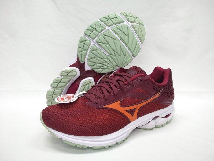 宏亮  MIZUNO 美津濃 慢跑鞋 休閒 尺寸26~28.5cm RIDER 23 超級寬楦 J1GC190457