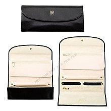 東暉國際 英國進口 Rapport 瑞伯特 F120 真皮攜帶包 珠寶卷 隨身珠寶包 旅行攜帶盒 首飾盒 珠寶收納盒現貨