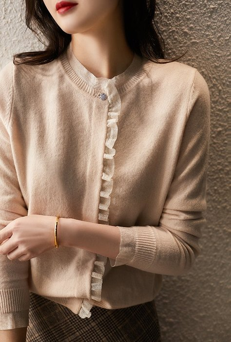 精品款-雙11回饋價-羊毛針織衫