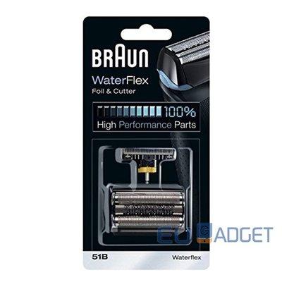 Braun Combi 51S 51B 網膜刀替換套裝