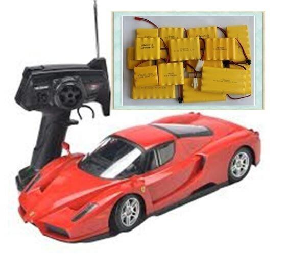 小乖乖123PAPI百貨遙控車電池 8.4V大容量電池4500MAH另有 700MAH  1000MAH 3300MAH