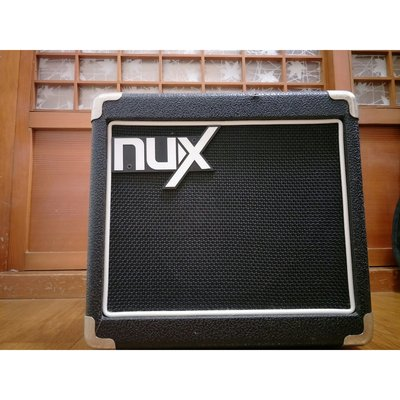 nux Mighty8 電吉他音箱(破音,內建調音器,Delay可裝電池)