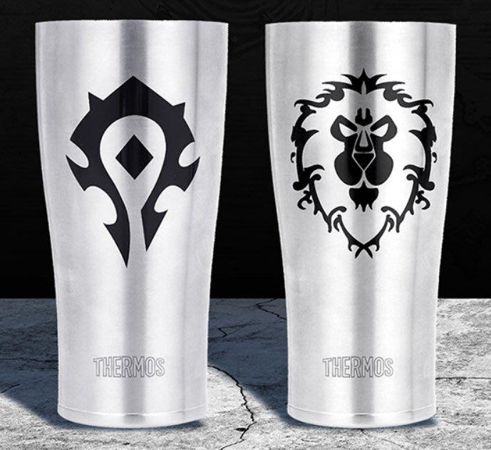 【丹】TB_魔獸世界 膳魔師 聯盟 部落 保溫杯 不鏽鋼 單一價