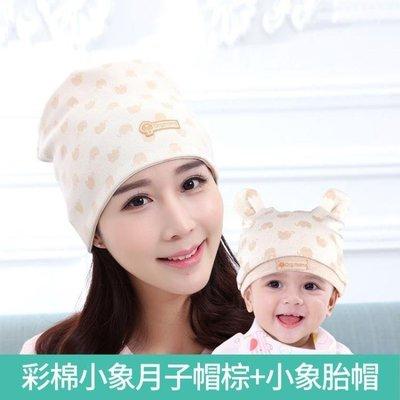 YEAHSHOP 坐月子帽子春秋款產婦夏季頭巾親Y185