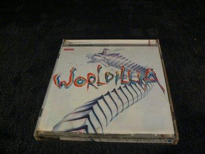 乖乖@賣場~二手CD~Porno Graffitti - WORLDILLIA - 日版 CD~(ZA172)