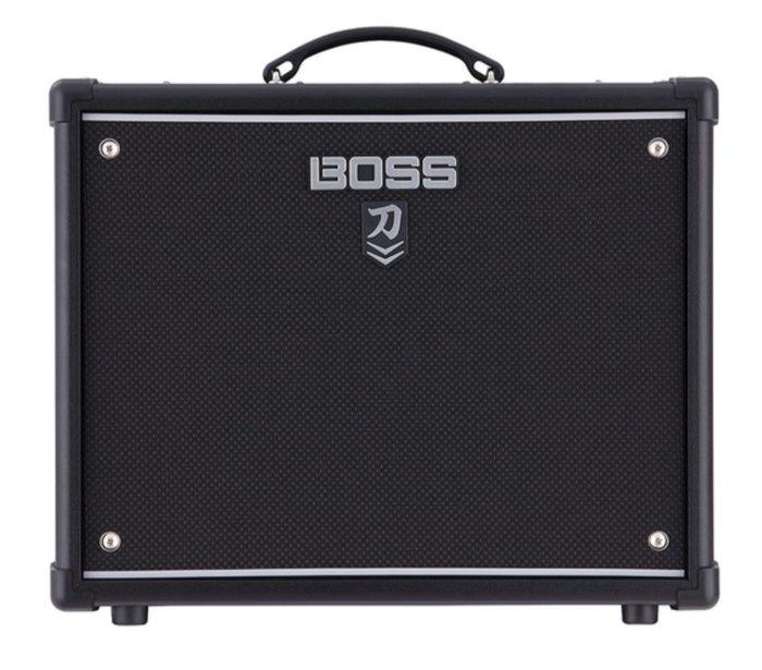 【 免運 送導線 】Boss Katana-50 MK2 刀系列 二代 吉他音箱 電吉他音箱
