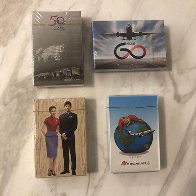 中華航空撲克牌
