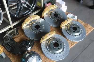 BMW F80 F82 F87 M3 M4 M2 M2 Performance brake, 陶瓷煞車, Brembo