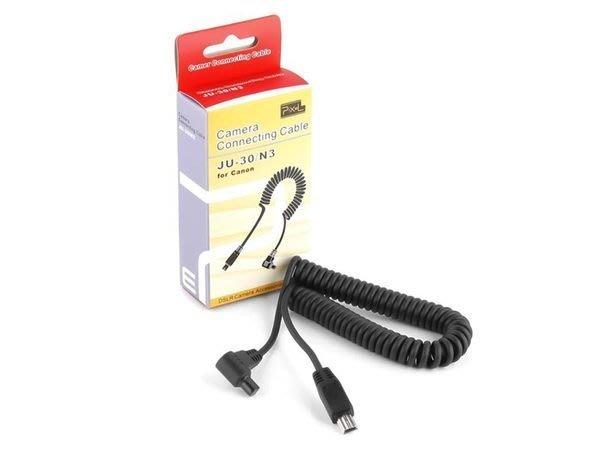 呈現攝影-品色 快門連接線 king pro 專用連接線 JU-30/N3,E3.DC0 .DC2 USB頭 快門線