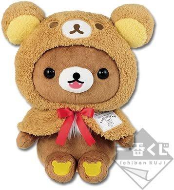 AQI BUY Rilakkuma 拉拉熊 蜜糖熊 一番賞 最後賞 15th 玩偶 布偶 娃娃 日本正版