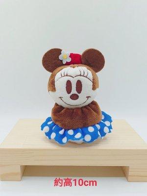 日本迪士尼商品 米妮不倒翁公仔鑰匙圈吊飾
