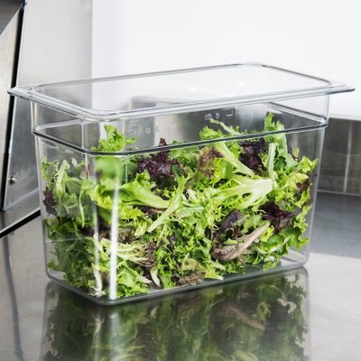 【無敵餐具】美國CAMBRO聚碳酸酯食品盤系列38CW(1/3-20cm)含1/3帶把手蓋 【Q0012】