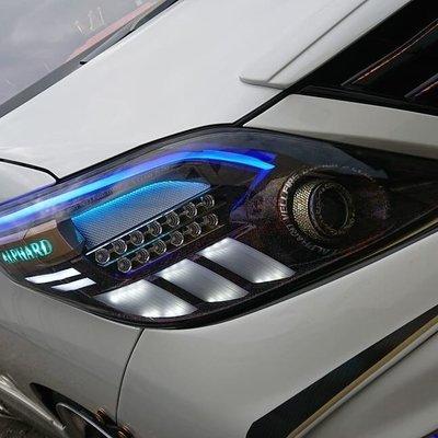 DJD19082401 大燈LED燈泡 HID燈組 升級安裝服務  ALPHARD PREVIA 依需求報價