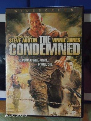 Cold stone condemn. DVD