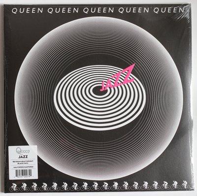 全新歐版黑膠- 皇后合唱團 / Jazz (180克裝) Queen / Jazz