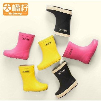 雨鞋嬰幼兒園童防滑男童女童兒童輕雨鞋套鞋雨靴水鞋1-3公主