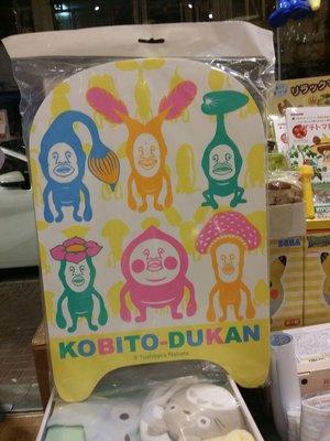 100%原裝日本 肥桃 KOBITO DUKAN 桃子君 農場精靈 屁桃 Kabaya 超靚 浮板 游水板 游泳板  游水用品