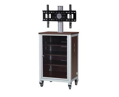 ZY-681S 大型 展藝高級移動型伴唱機櫃 適用37~55吋