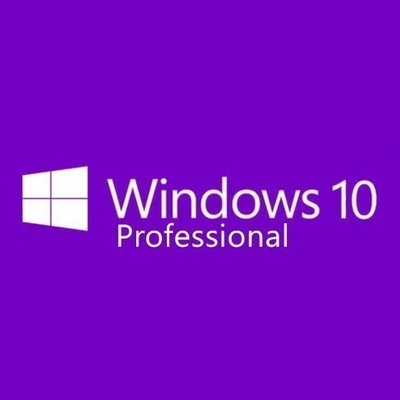 [哈GAME族]全新 原版 微軟 Win 10 Pro 32/64Bit 中文隨機版 windows 10 專業版