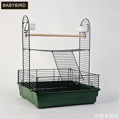 精選 玄鳳牡丹和尚虎皮鸚鵡互動訓練架玩具架鳥籠鸚鵡籠子娛樂場游樂場