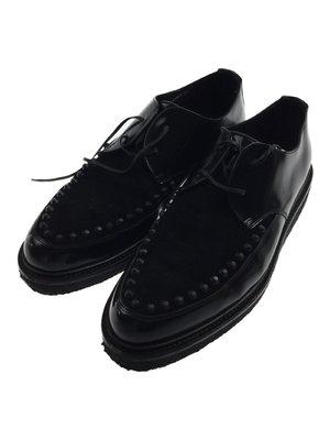 REPRESENT CLO. Studded Creepers 鬆糕鞋 德比鞋 靴 UK9 EU43 US 9.5