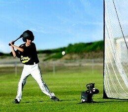 美國SKLZ 棒球?球機 兒童練習 親子玩具自動?球機XW