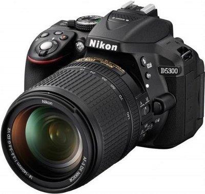 大安通訊攜碼 台哥大/遠傳 1399 4G吃到飽專案價 1元 Nikon D5300 18-55mm KIT 單鏡組1