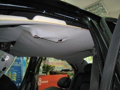 [鋒亞隔熱紙]汽車頂蓬換新,天窗維修,漏水處理,前檔.車身隔熱紙換新
