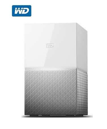 喬格電腦 WD My Cloud Home Duo 20TB(10TBx2)雲端儲存系統