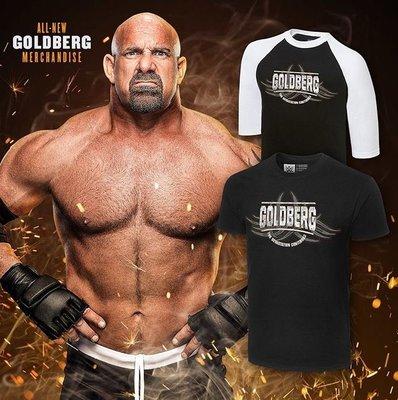 [美國瘋潮]正版WWE Goldberg The Devastation Continues 戰神高柏毀滅傳承最新款衣服