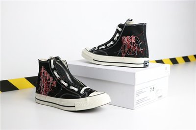『E-COOL』Mr. Completely x Converse Anger Chuck Taylor High666