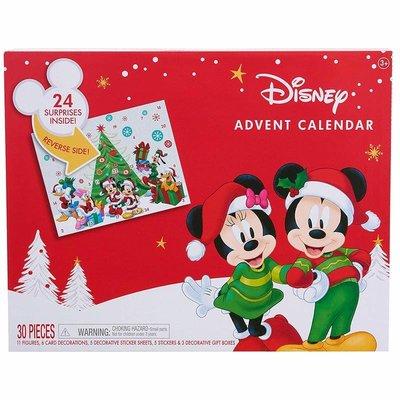 【Sunny Buy寶貝館】◎現貨◎美國 迪士尼米奇 聖誕降臨曆 Advent Calendar 2019
