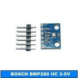 【AI電子】*(19-3)現貨 BOSCH BMP280 IIC 3.3V 替代 BMP 180 氣壓高度感測 台南市