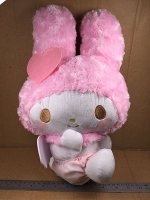 FuRyu My Melody Baby Angel Big Plush AMU-PRZ9531: Melody
