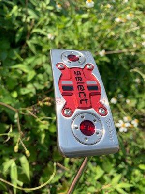 轻奢高爾夫球桿 高爾夫Select直條推桿 整支CNC推桿 免送扳手 帽套小草