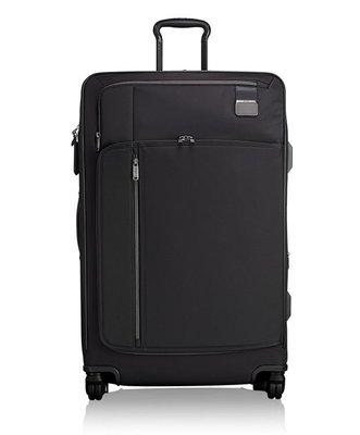 Tumi Merge Extended Trip 行李箱 31吋 可擴充 - 1038417230 黑