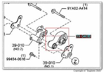 [正廠][引擎腳/變速箱腳][適用:CX-5/CX5 14- 後][日本製]