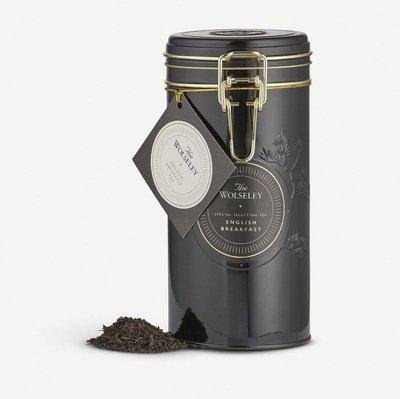 (預購)英國知名 THE WOLSELEY 英式早餐茶 English Breakfast loose leaf tea 250g