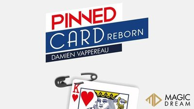Pinned Card Reborn by Damien Vappereau and Magic D