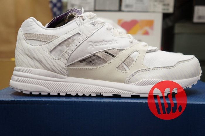 特價「NSS』REEBOK INVINCIBLE VENTILATOR CN 3M 25th 斑馬 鱷魚 23.5CM
