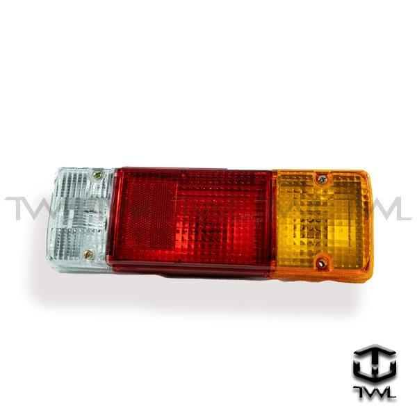 《※台灣之光※》全新 日野 HINO 黛娜 BU410 300車系 原廠型 紅黃白後燈尾燈