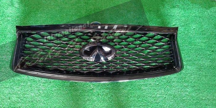 INFINITI 英菲尼迪 Q50 老款改新款 前保桿 專用 水箱罩 水箱護罩 空力套件 現貨供應