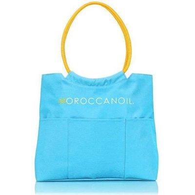 MOROCCANOIL🌟摩洛哥🌟護髮優油 海軍風托特包 手提袋 便當袋 環保袋 購物袋 新北市