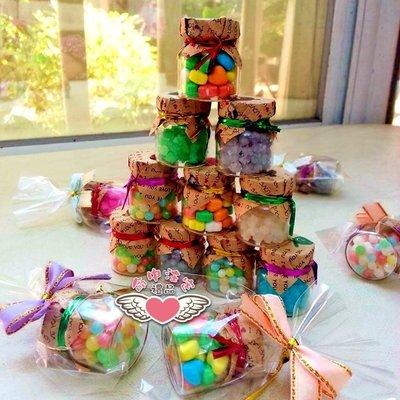 ☆命中注定☆幸運瓶糖果罐(含蝴蝶結包裝),婚禮小物,禮品,二次進場,喜糖,棉花糖,畢業禮,開幕哩,工商禮品,姊妹禮