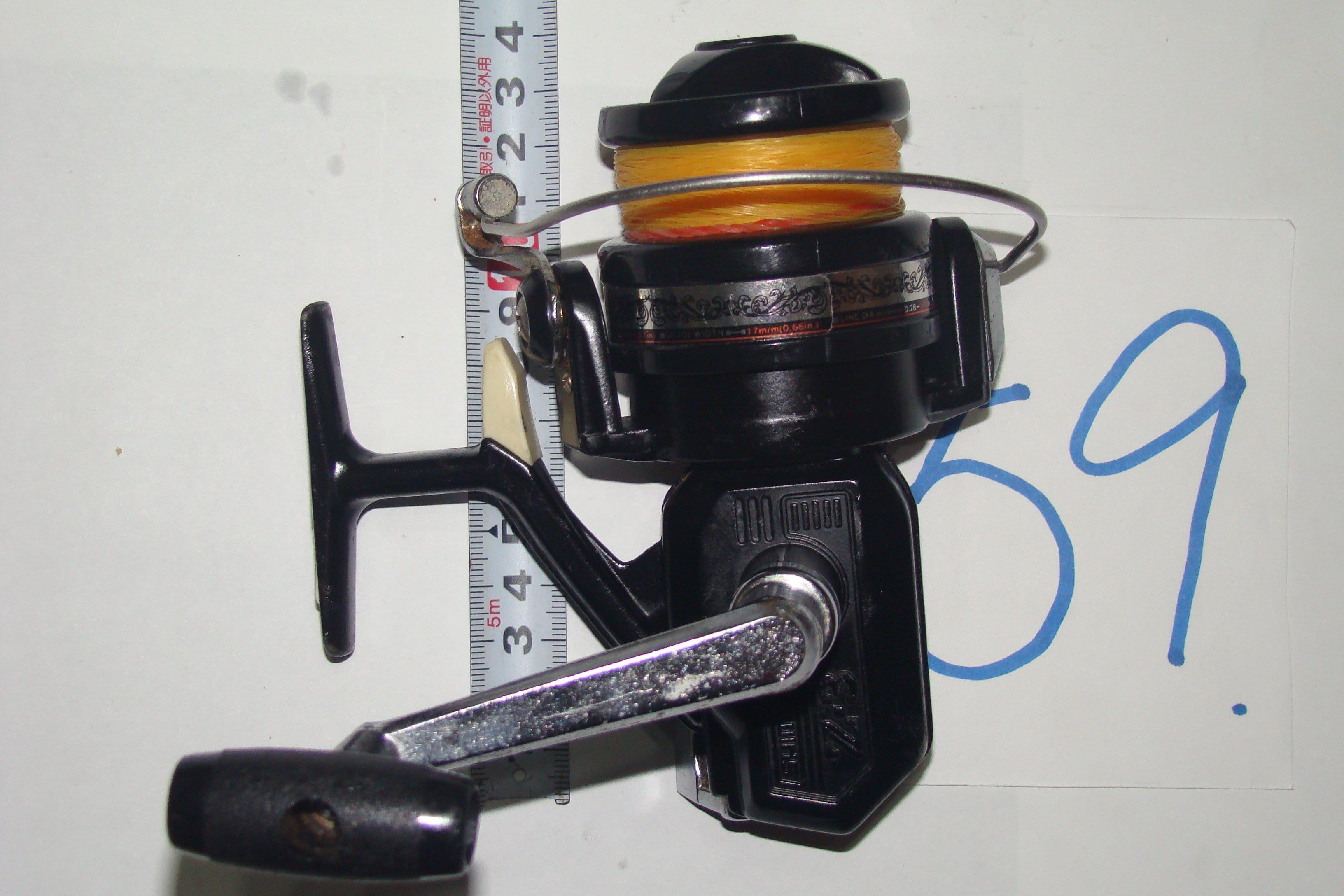 采潔 日本二手外匯釣具SHIMANO 2-3型 二手釣具 中古釣竿 捲線器 遠投 中古釣具 二手釣竿 編號R59
